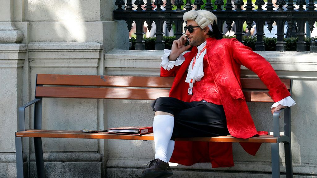 Un Mozart moderno