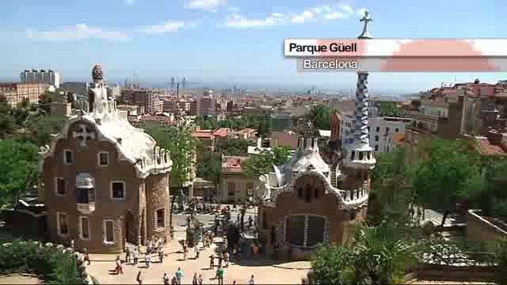 El Parque Güell de Barcelona