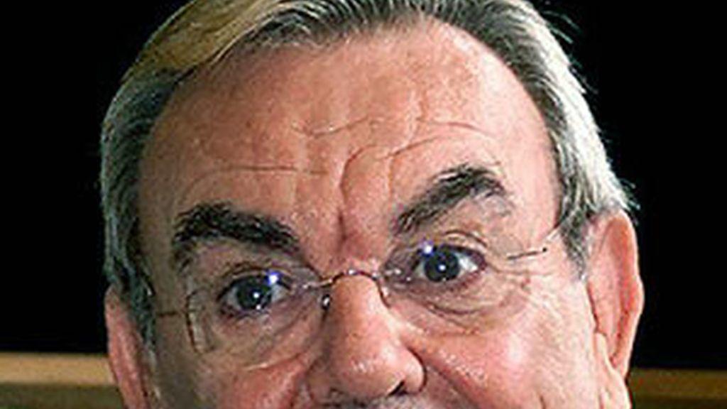 El actor Paco Morán