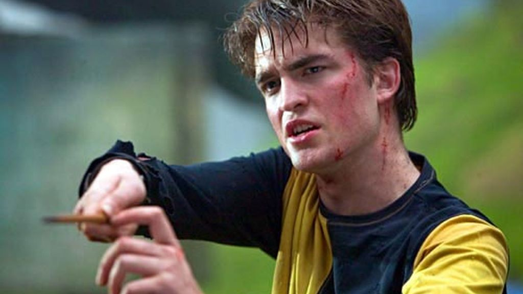 Los comienzos de Robert Pattinson