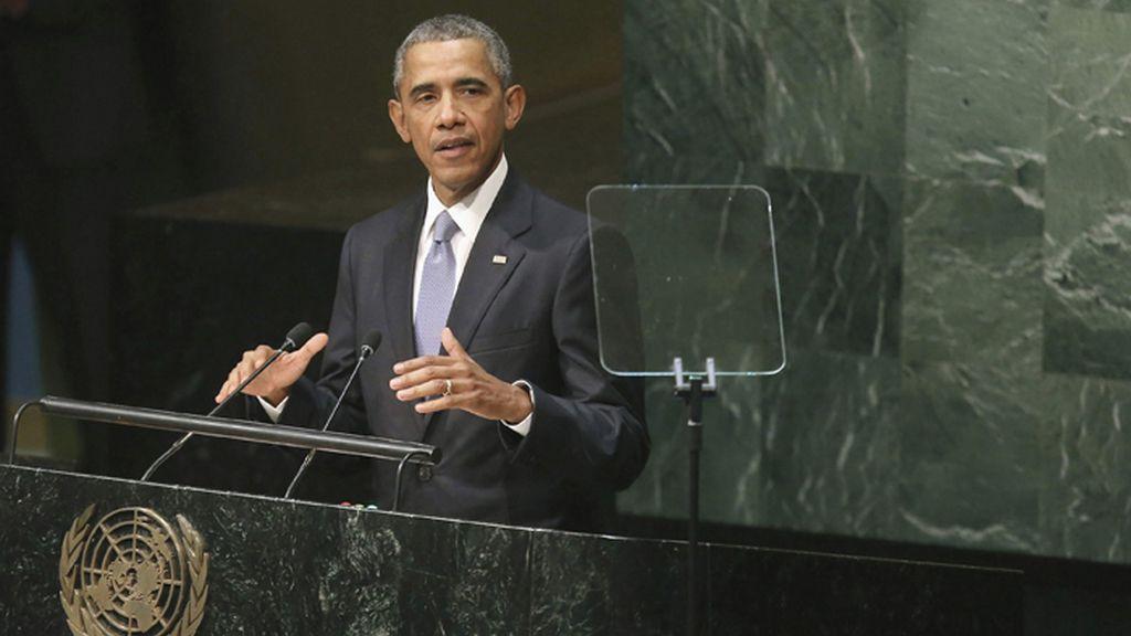 Discurso de Obama ante la Asamblea General de la ONU
