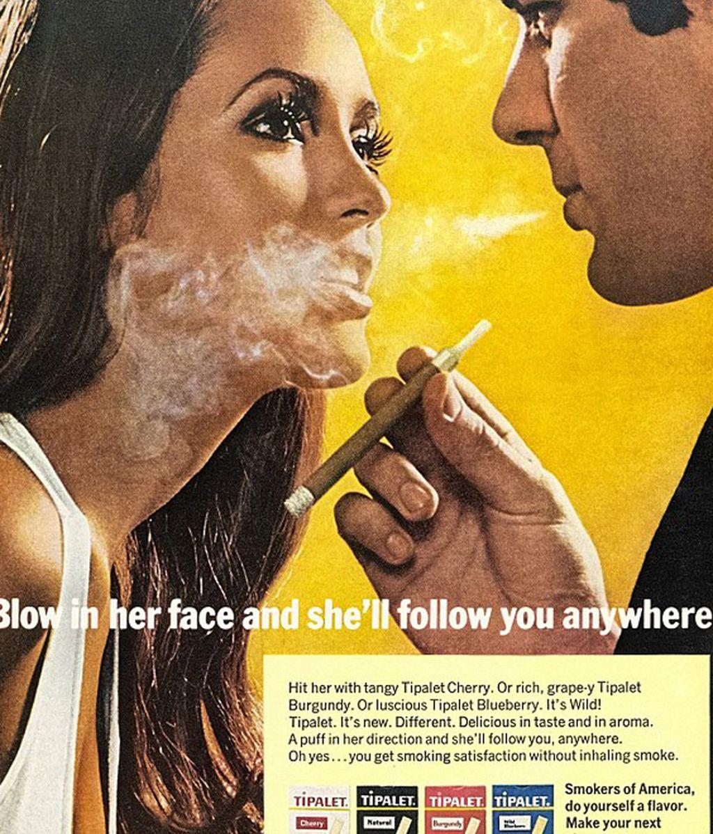 La edad de oro de la publicidad lo fue también la del machismo más recalcitrante