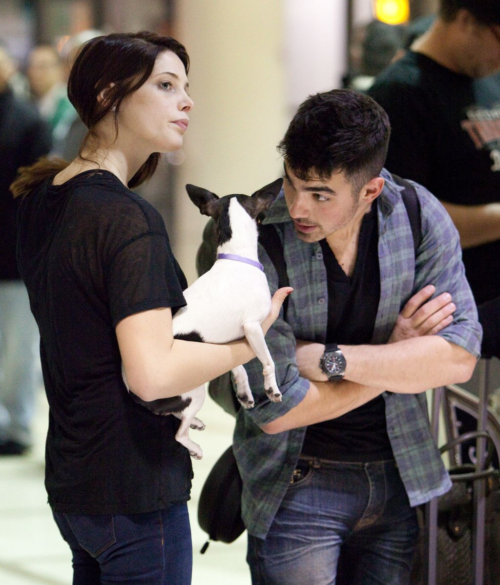 Ashley Greene y Joe Jonas