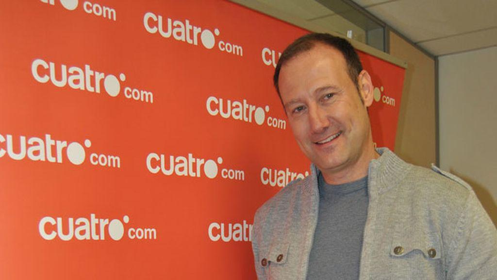 Pedro García Aguado, en Cuatro.com