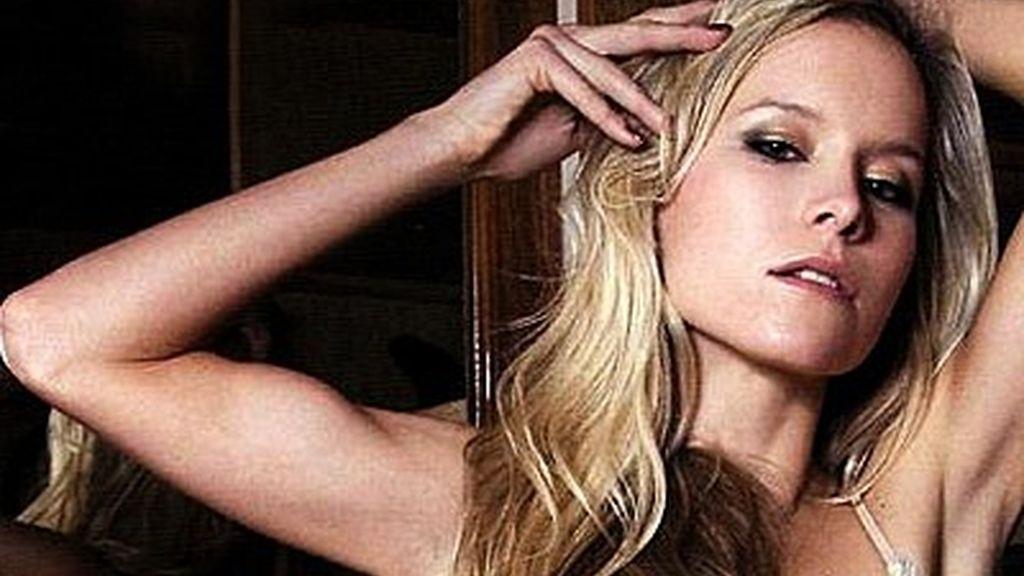 La presentadora  y modelo argentina Jazmín De Grazia fue encontrada sin vida en la bañera de su piso en Buenos Aires,