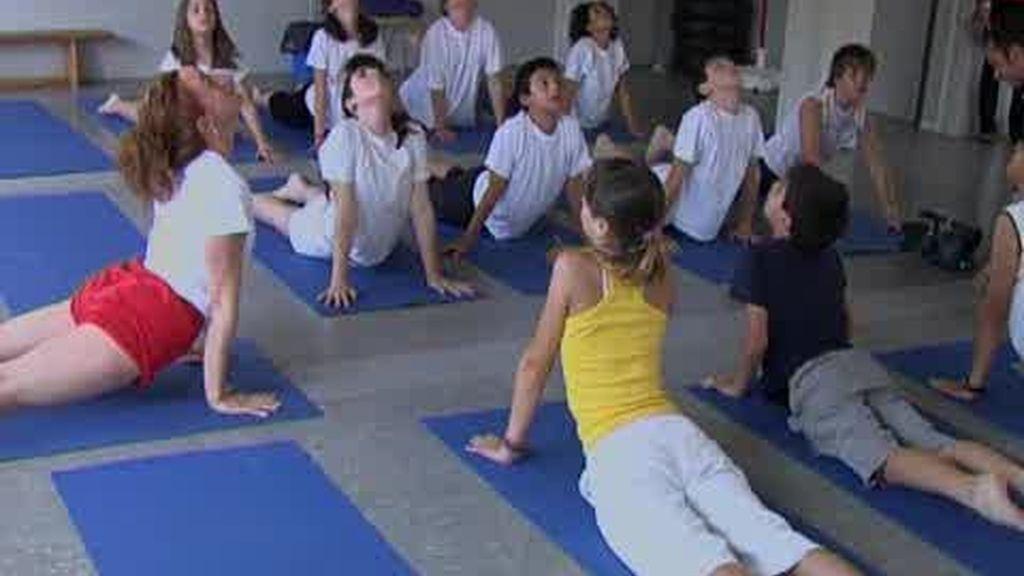 Yoga: Mejora de la concentración y el rendimiento