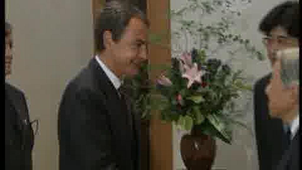 La negociación de los presupuestos, desde Japón