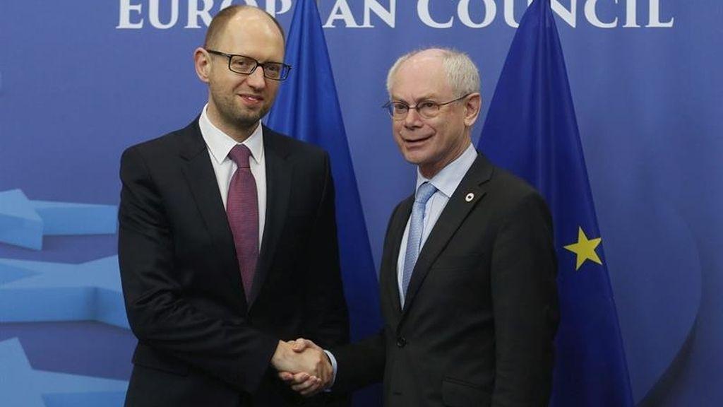 Ucrania pide ayuda a la UE