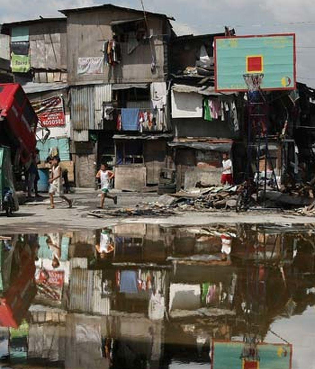 Tras los tifones de Filipinas