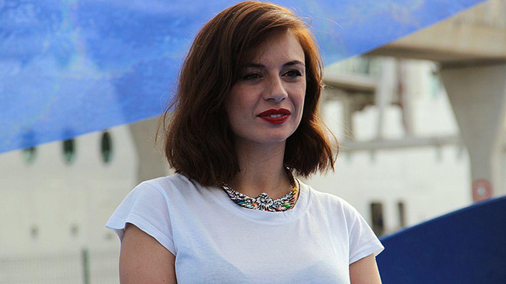 Miren Ibarguren es Marga Santaella, la nueva directora del barco