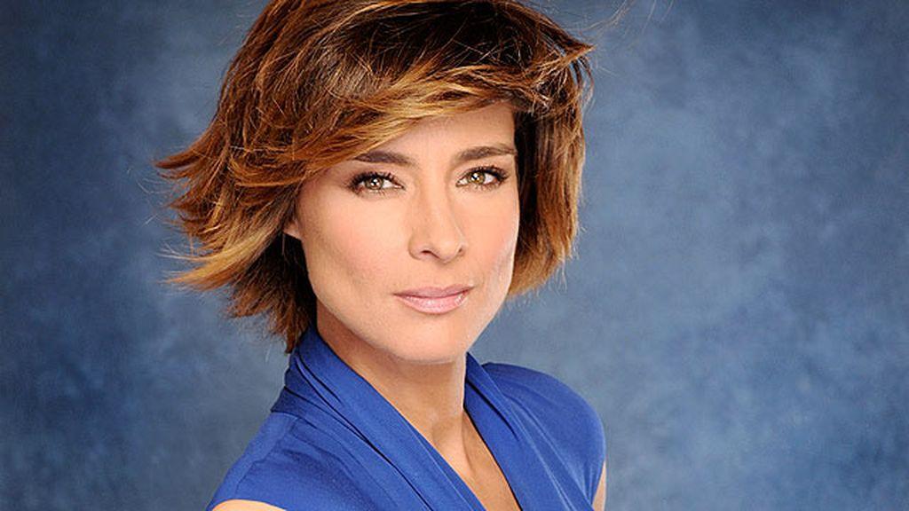 Sandra Barneda, la cara de 'De buena ley'