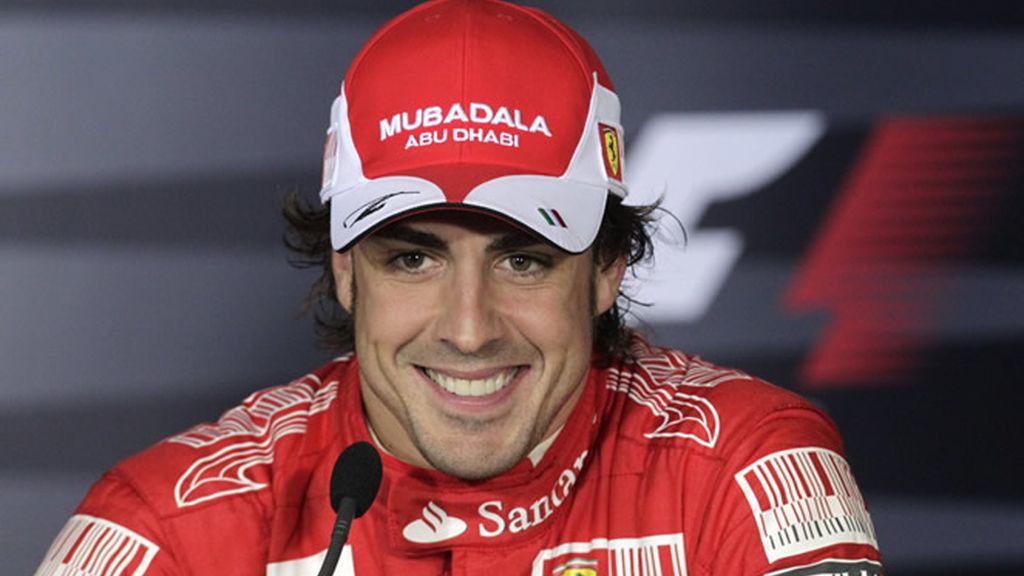 Fernando Alonso acabó cuarto