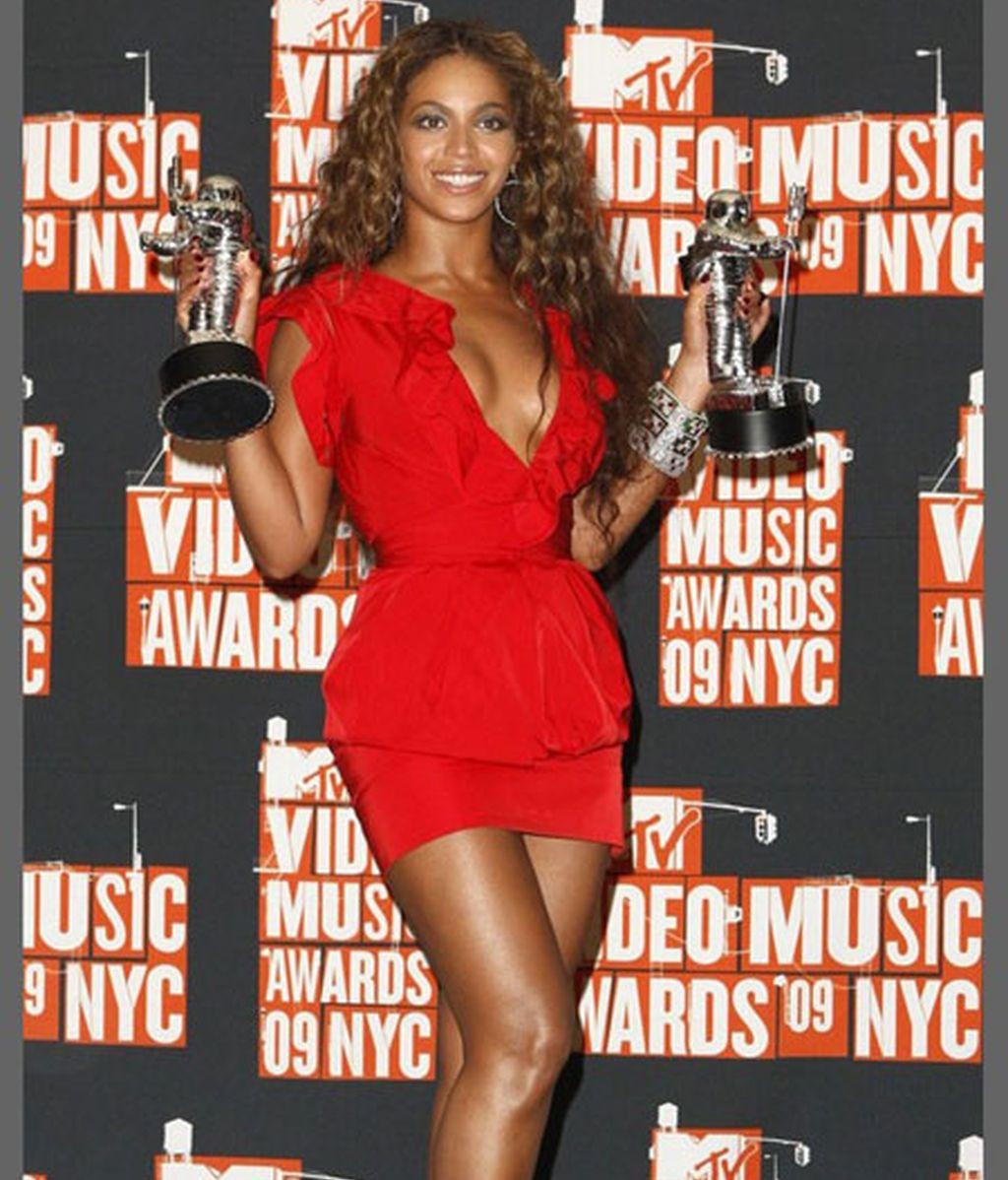 Beyoncé y sus premios