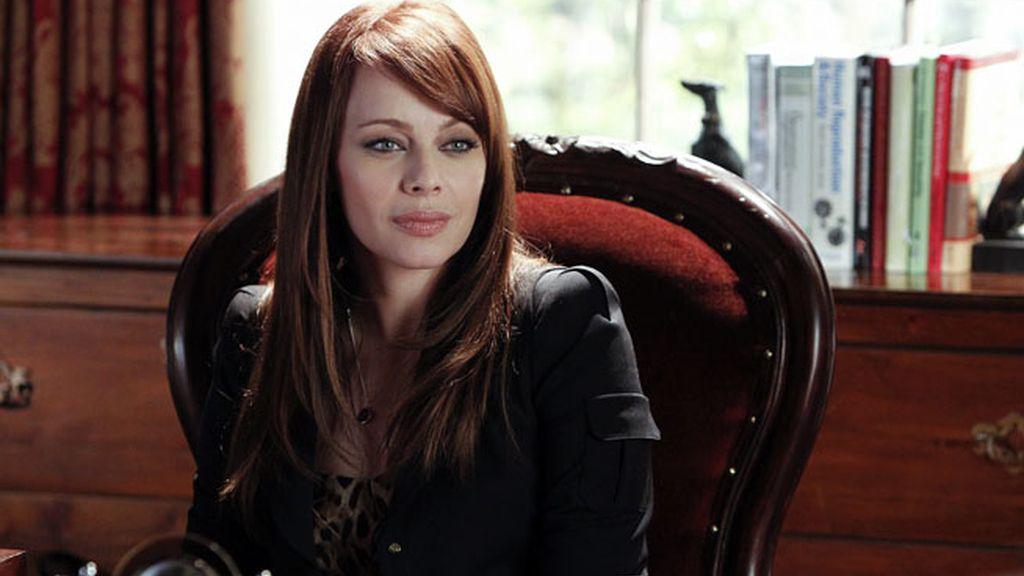 Melinda Clarke regresa a 'CSI Las Vegas' como terapeuta sexual