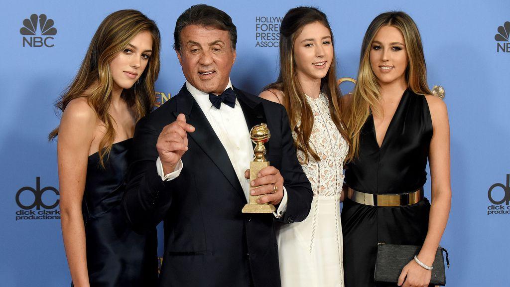 Stallone tras recibir el premio