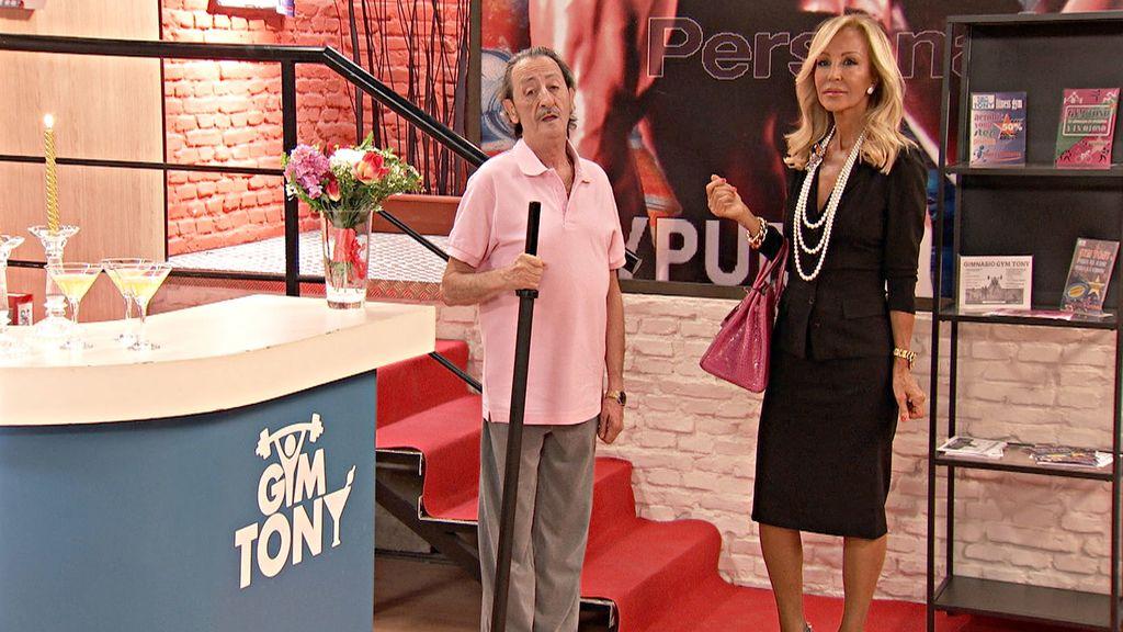 Los cameos de Edurne, Carmen Lomana, Fernando Esteso y DVICIO en 'Gym Tony'