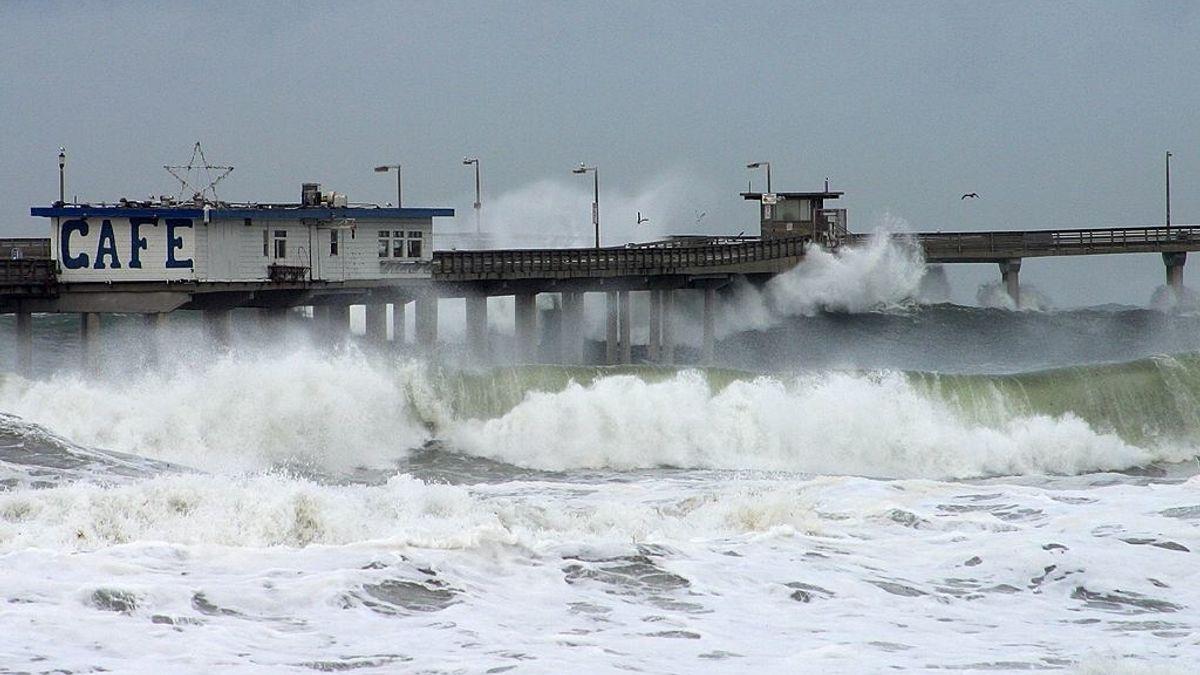 Impacto de El Niño en San Diego