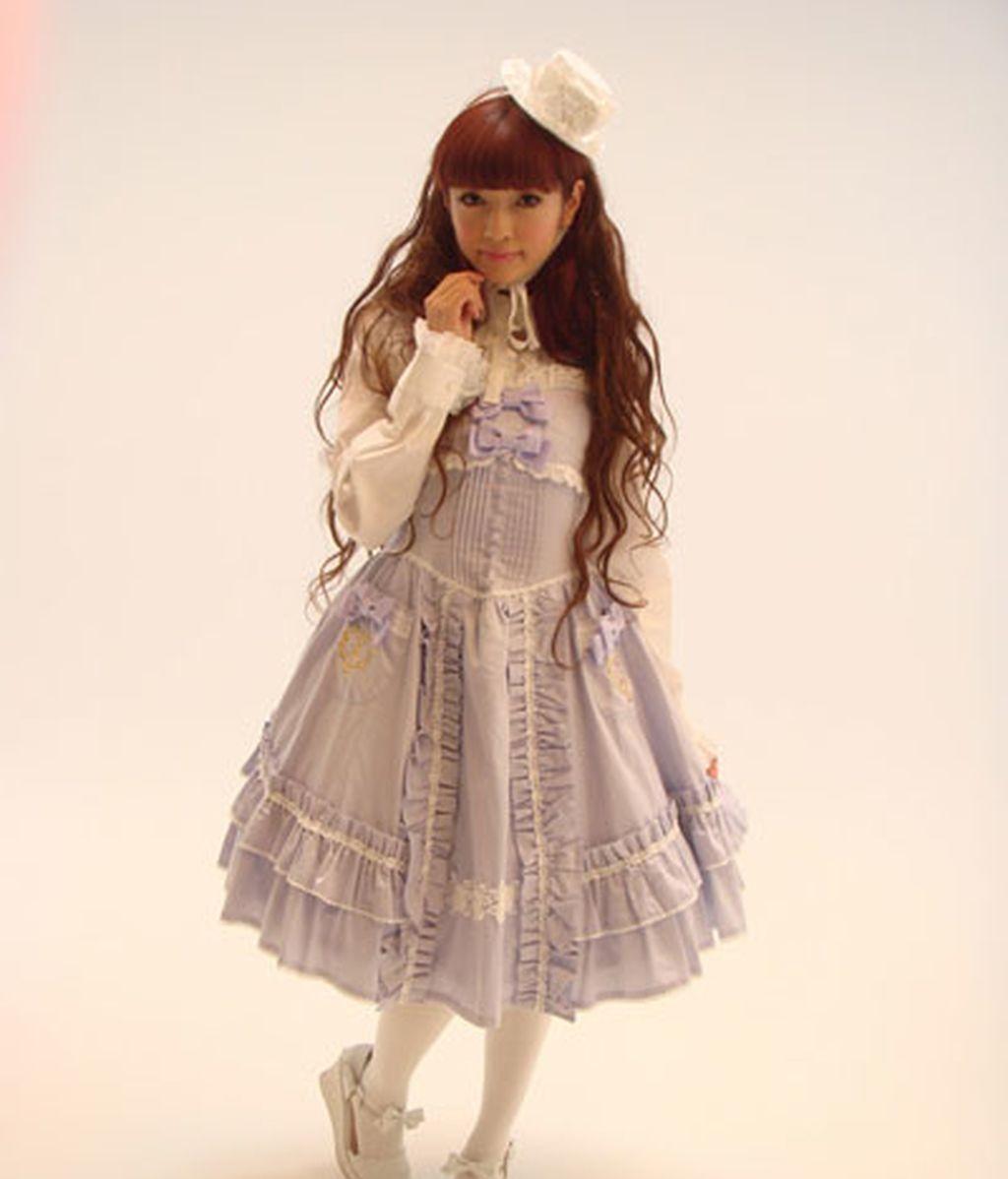 MISAKO AOKI, modelo de referencia