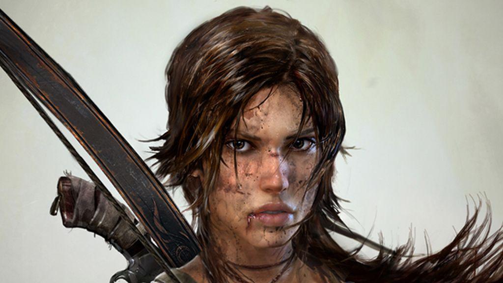 Tom Raider, Lara Croft