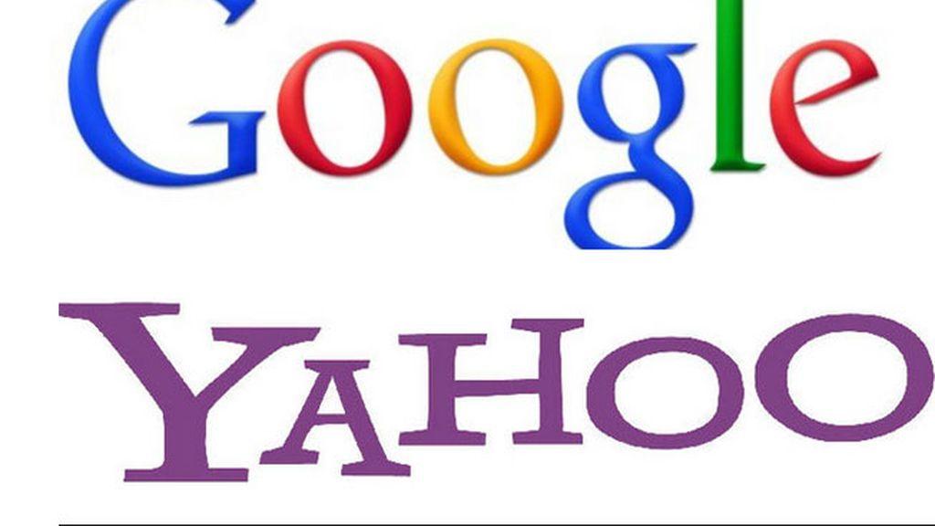 Google y Yahoo