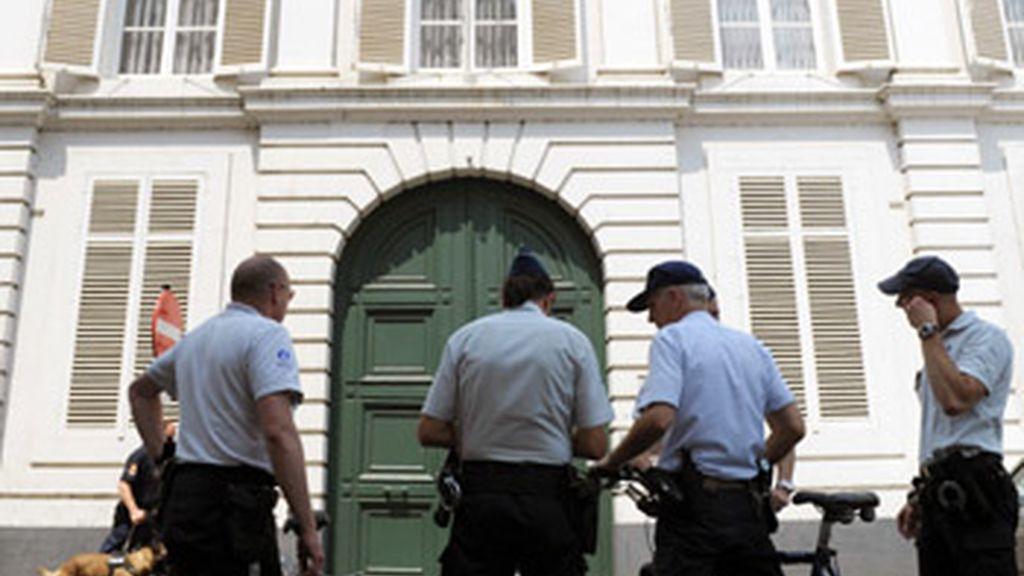 La policía registra la sede de la Iglesia en Bélgica en el marco de la investigación sobre pederastia