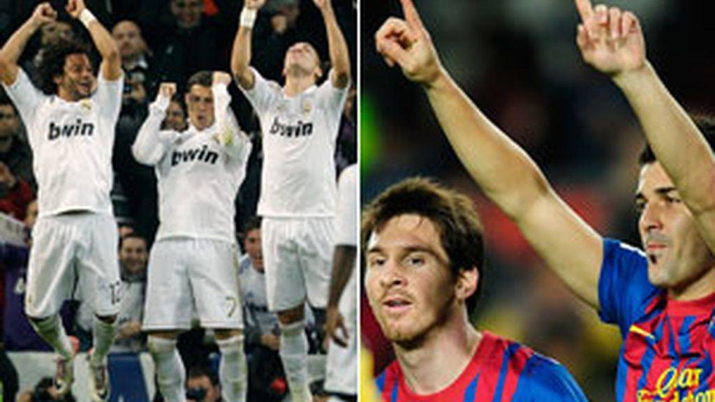 El Real Madrid se enfrenta al Spórting y el Barça al Levante