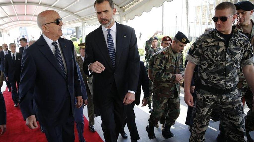 El Rey reafirma el compromiso de España con la paz en Líbano