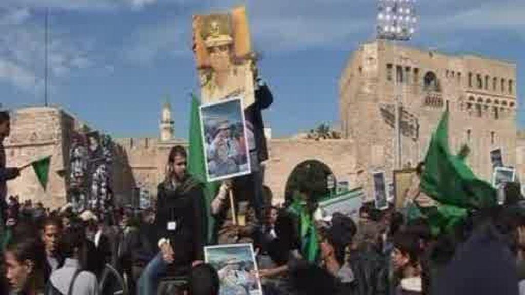 La ira llega a Libia