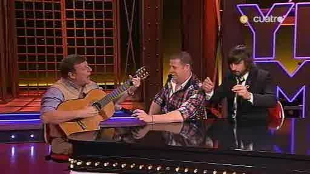 Los Morancos cantan en clave de Uau