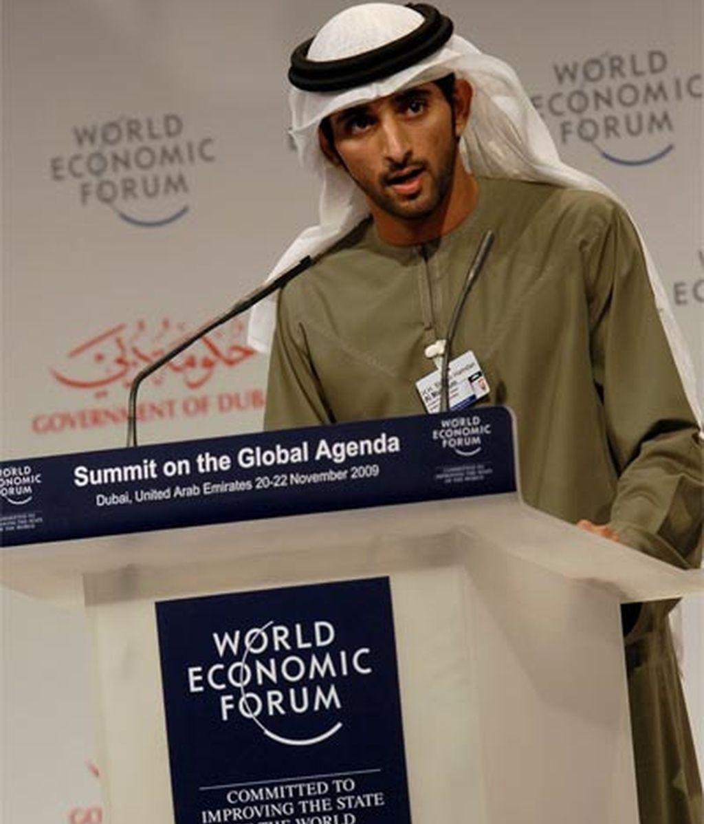 Sheikh Hamdan bin Mohammed bin Rashid al Maktoum, príncipe de Dubai