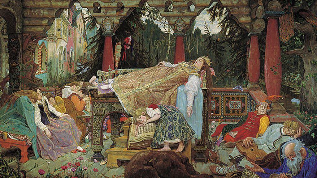 La princesa no está muerta, sólo duerme