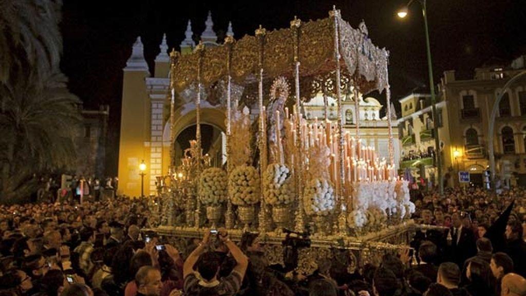 Madrugá en Sevilla