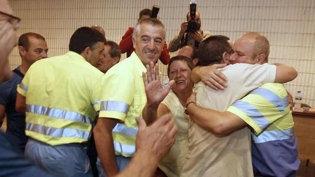 Fin a la huelga de basuras en Lugo