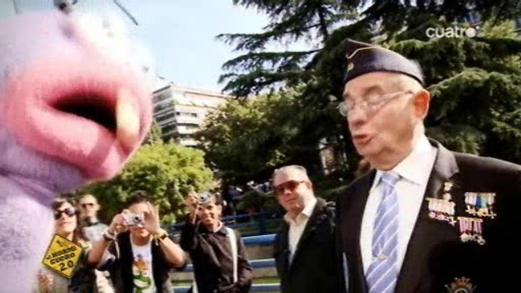 Trancas y Barrancas cubren el desfile de las Fuerzas Armadas