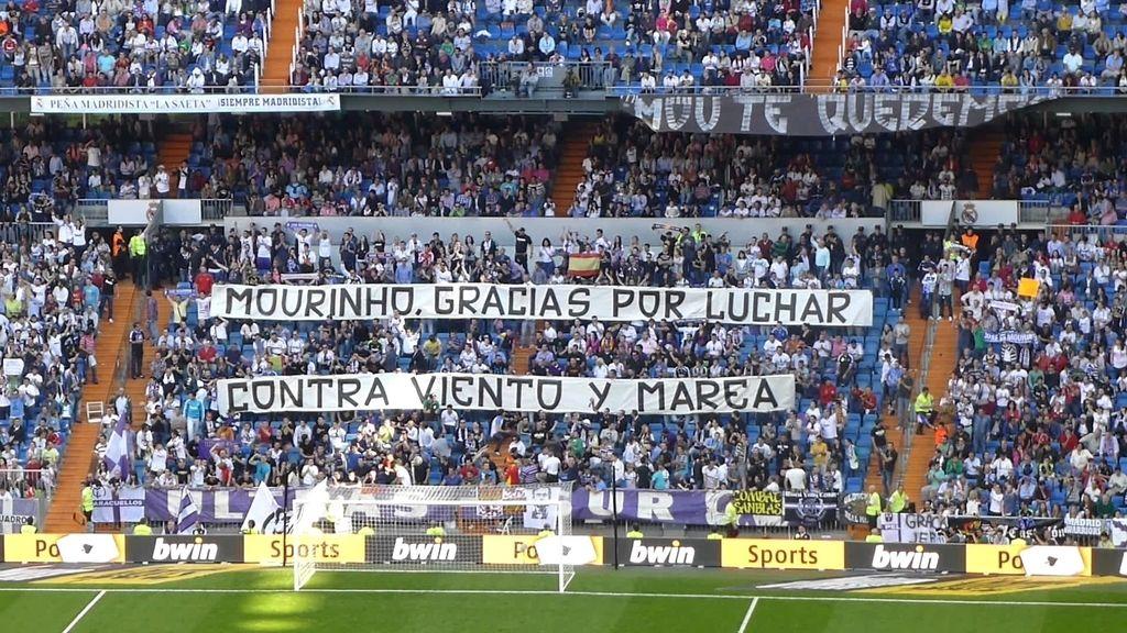 Real Madrid, Mourinho