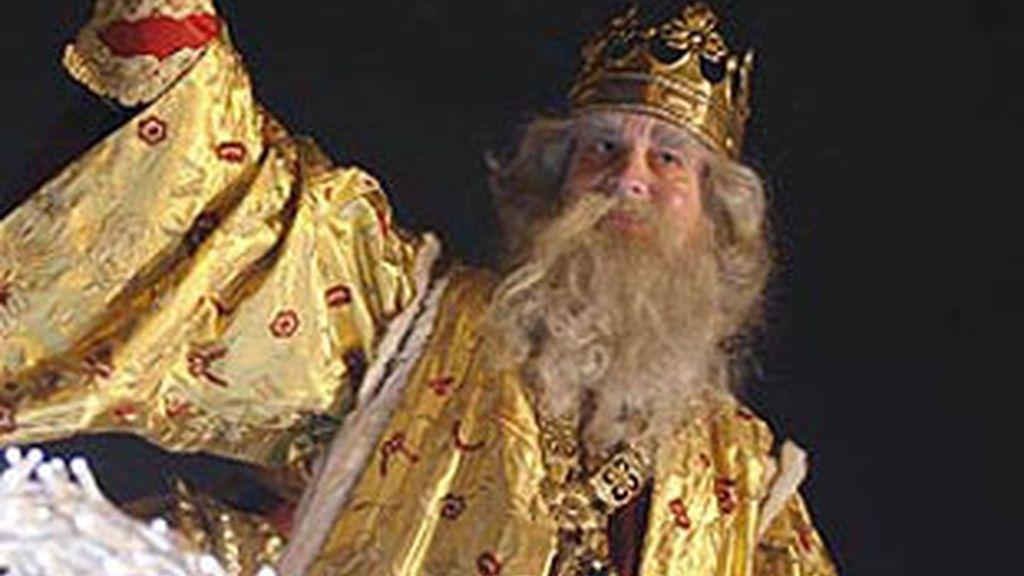 Todo listo para la llegada de los Reyes.