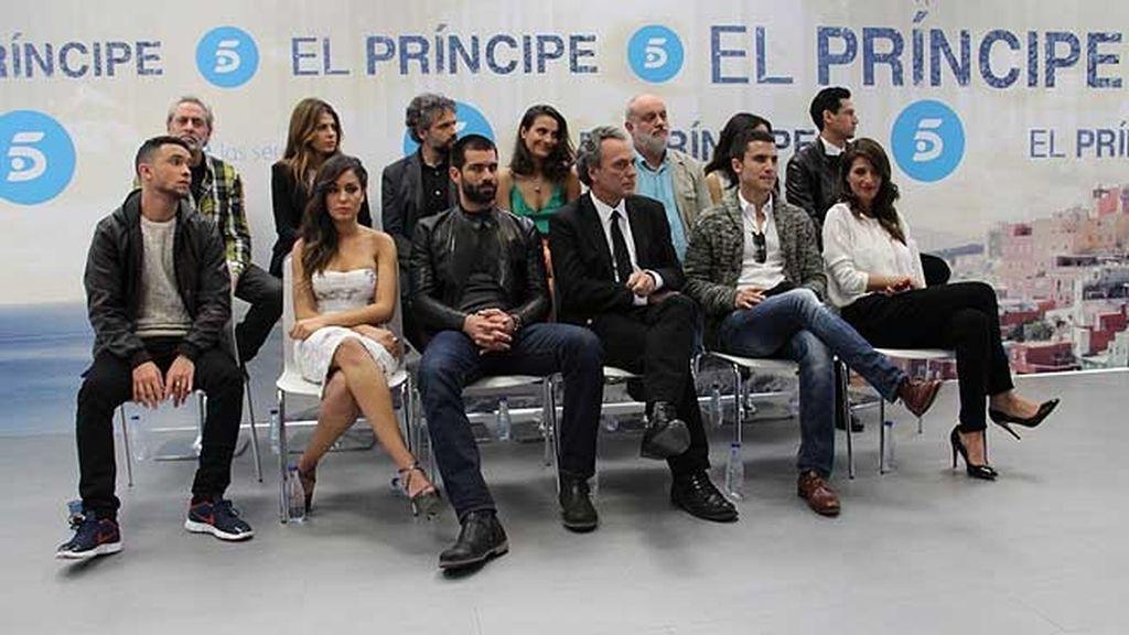 Este martes, a las 22:30 horas, gran estreno de 'El Príncipe'