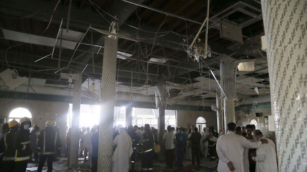 Atentado suicida contra una mezquita chií en Arabia Saudí