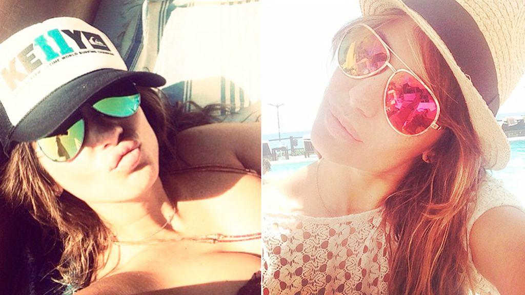 Elena Tablada se deja ver en Instagram con modelos más redondeados