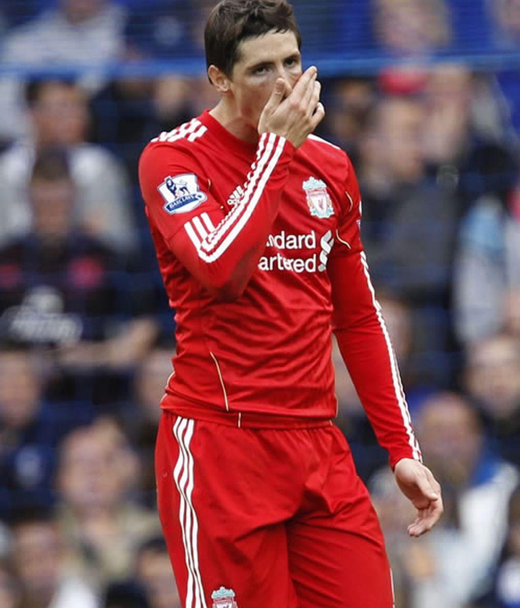 Ferguson se interesa por Torres