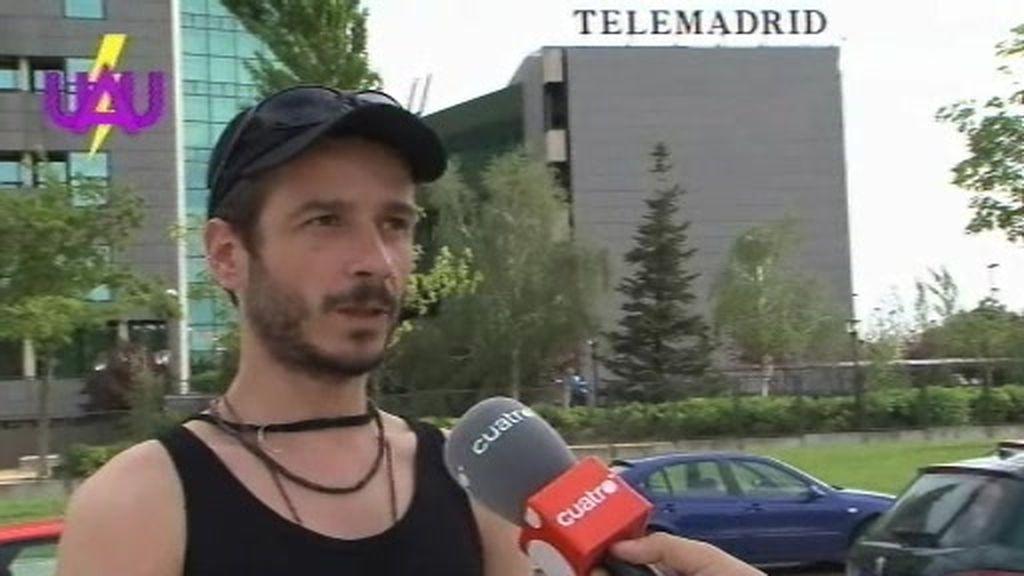 """UAU encuentra al tio que """"la lió parda"""" en la emisión de Telemadrid"""