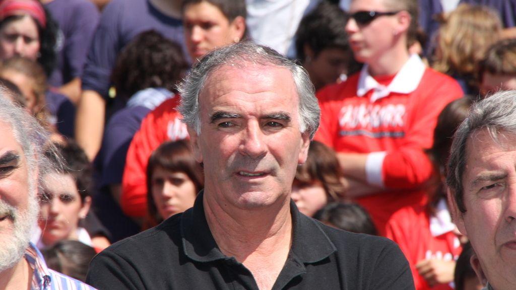 José Ángel Iribar, histórico de nuestra liga y fugaz paso por los banquillos