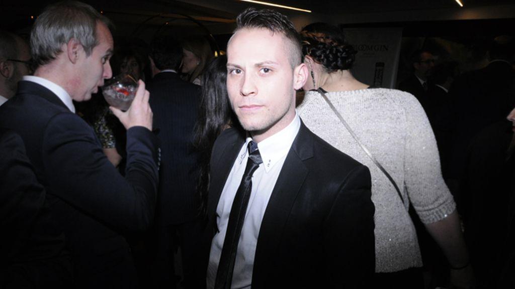 Diego Pérez, de S Moda