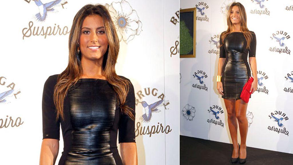 Ana Boyer llevó el mismo vestido que Ana Fernández
