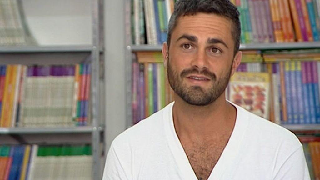 Felipe Raposo, profesor de idiomas