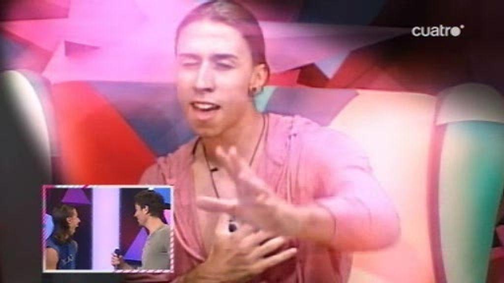 Nacho Iglesias, el hermano secreto de Enrique