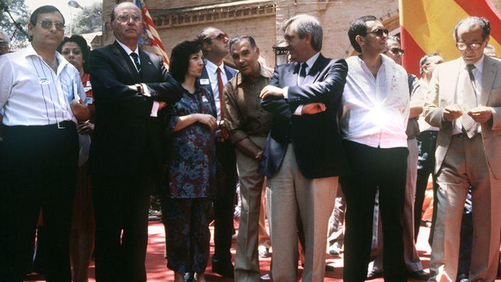 Ángel Sanchís, extesorero del PP, el primero por la izquiersa