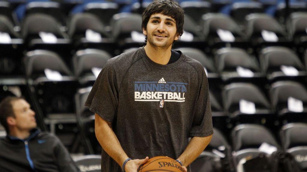 Ricky Rubio, NBA, baloncesto