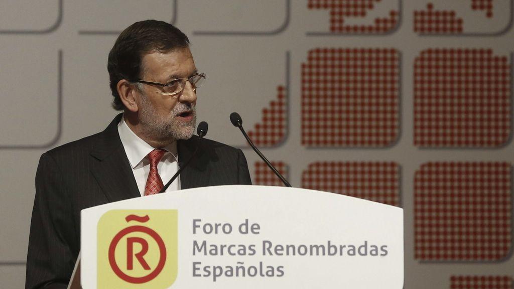 Rajoy anuncia que el PIB crecerá más del 1%