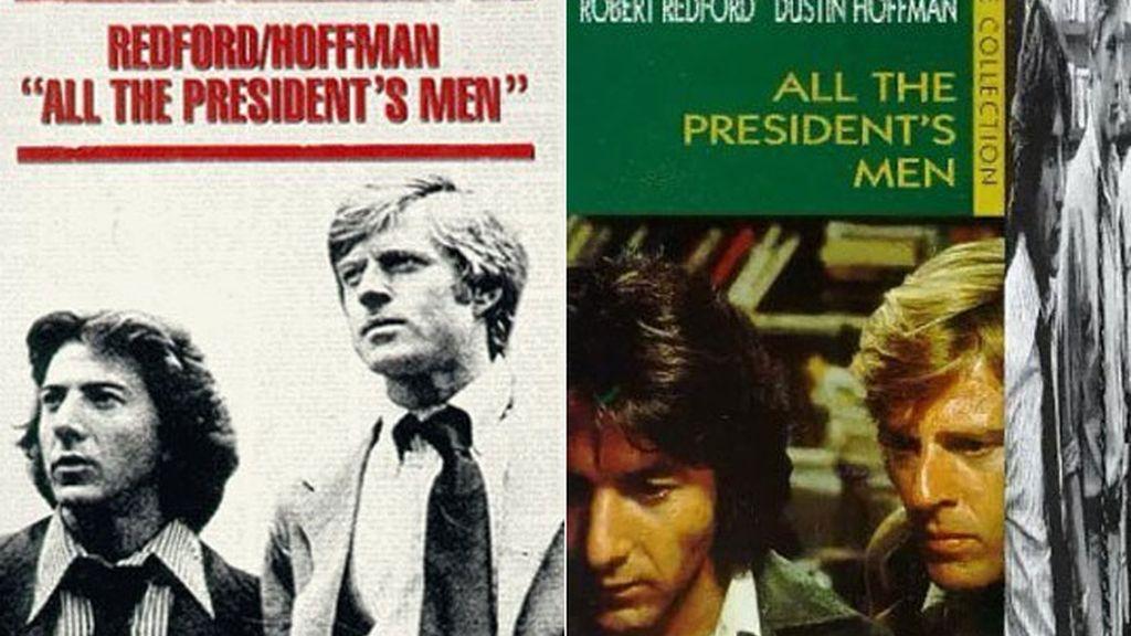 La película sobre los hechos: 'Todos los hombres del presidente'